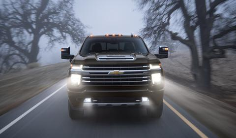Chevrolet Silverado – potwór z Michigan