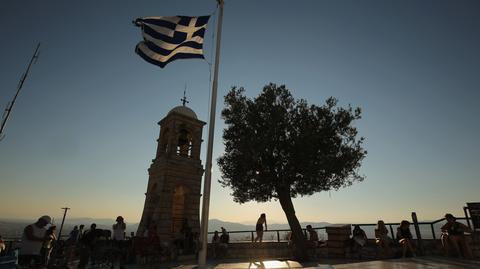 Szacuje się, że w 2016 roku Grecję mogło odwiedzić nawet 28 mln turystów