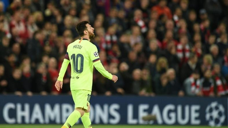 Barcelona are still hurting after their Champions League semi-final defeat to Liverpool.