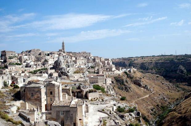 Matera. Najpiekniejsze miejsca Włoch