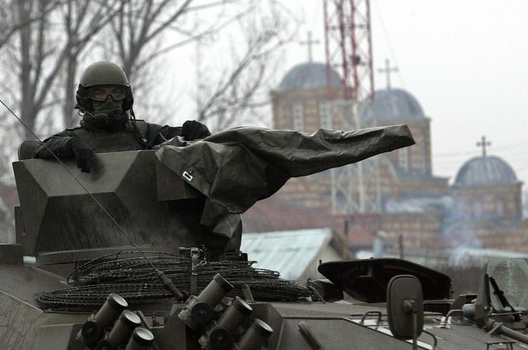 austrijska vojska na kosovu 2008