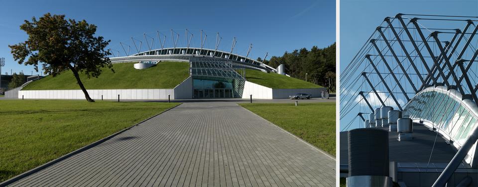 Hala Sportowo-Widowiskowa Gdynia