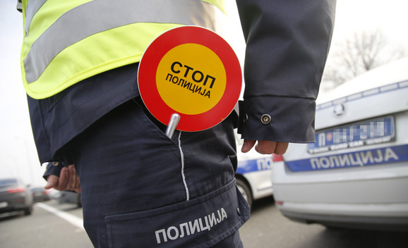 Policija će vršiti pojačane kontrole tokom vikenda
