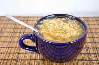 Zupki chińskie obłożone większym cłem