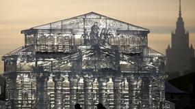 Świąteczne iluminacje i atrakcje w Moskwie