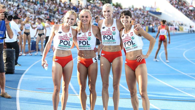 Iga Baumgart-Witan, Anna Kiełbasińska, Małgorzata Hołub-Kowalik, Justyna Swiety-Ersetic