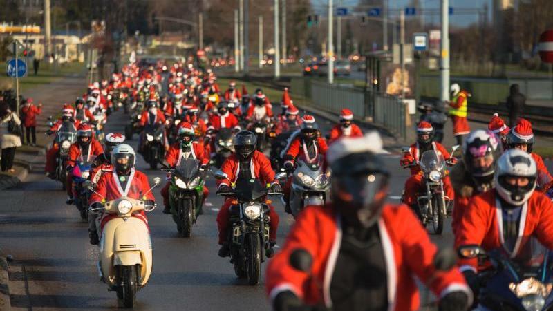 Uczestnicy parady przejechali wczoraj przez ulice Trójmiasta