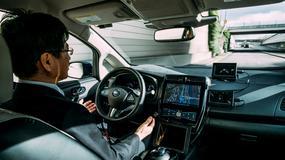 Po Londynie jeżdżą już autonomiczne Nissany