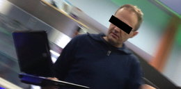 Szok! Mąż dyrektorki szkoły nagrywał w WC dzieci!