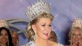 Miss świata zainspirował umierający na raka syn