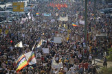 Berlin demonstracije AP