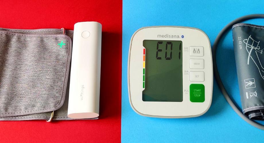 Volkskrankheit Bluthochdruck: Smarte Messgeräte unter 40 Euro