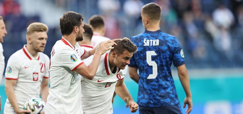 Tak padł gol dla Polski. Koronkowa akcja. WIDEO