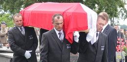 Pogrzeb Konstantego Miodowicza