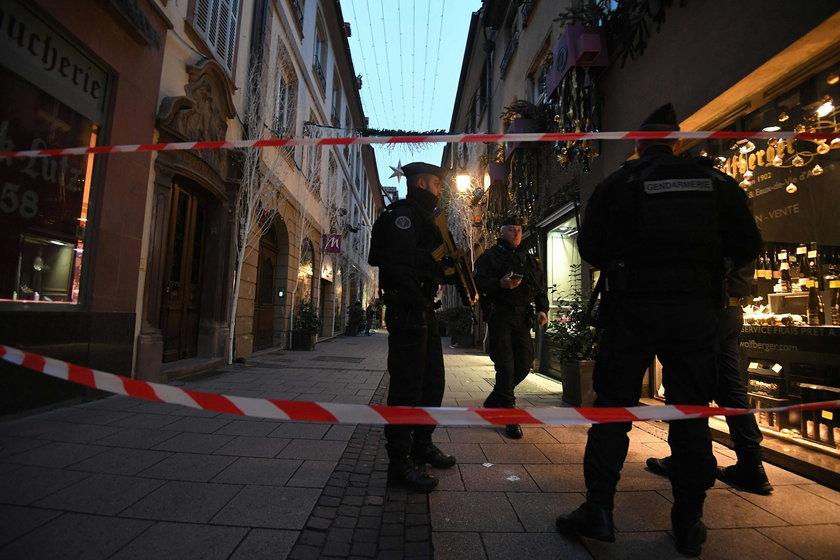 Atak w Strasburgu. Trwa obława. Podejrzany o strzelaninę to Cherif Chekatt