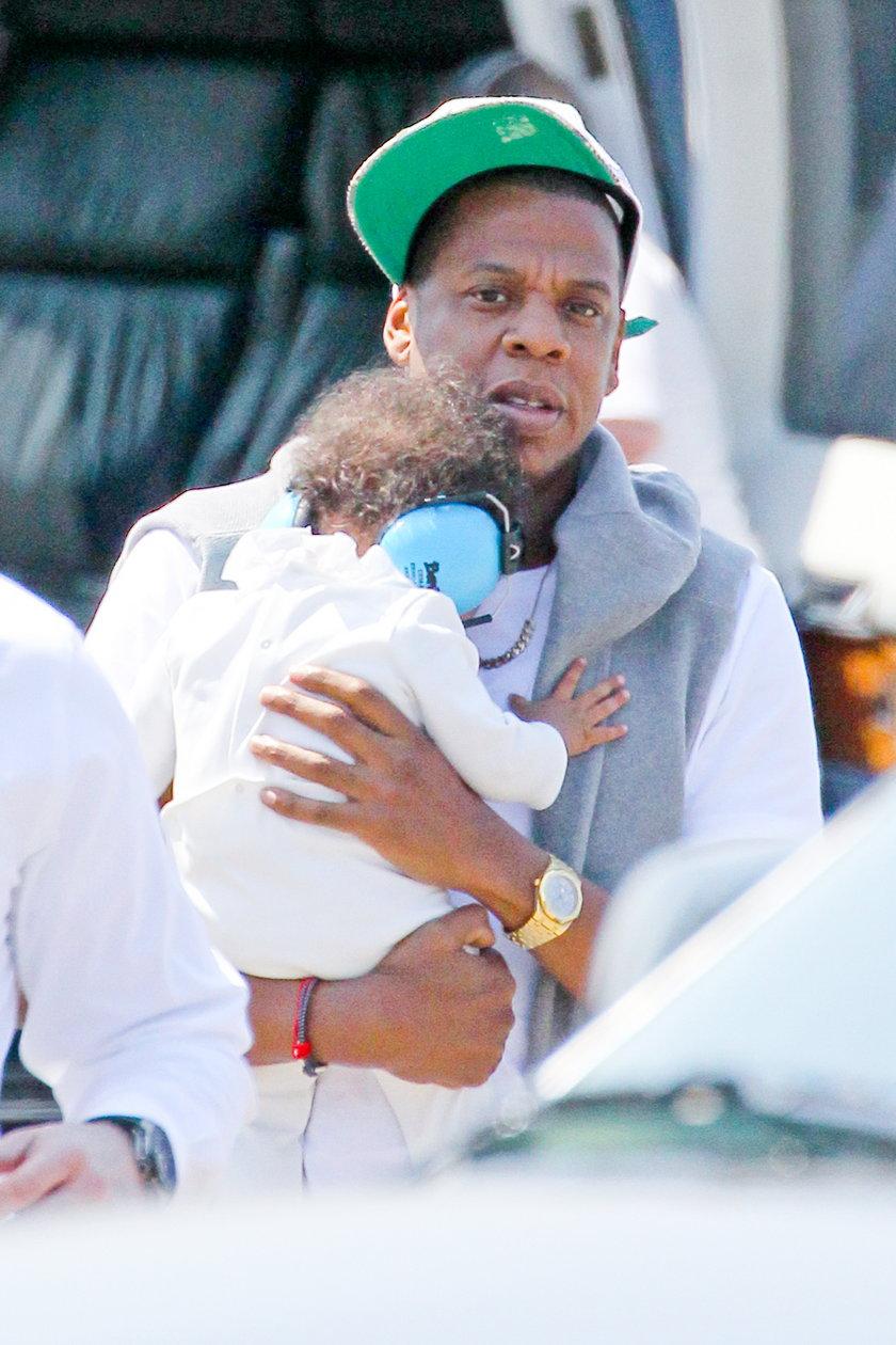Jay-Z z córką