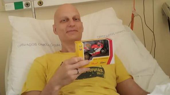 Sikeres volt a terápia: eltűnt a daganat kétharmada a magyar családapa szervezetéből – ez vár még rá a jövőben