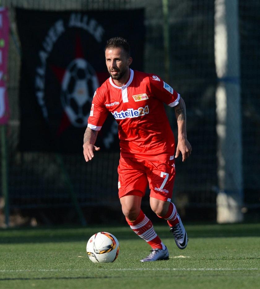 Benjamin Koehler wrócił do gry w piłkę po wyleczeniu się z raka