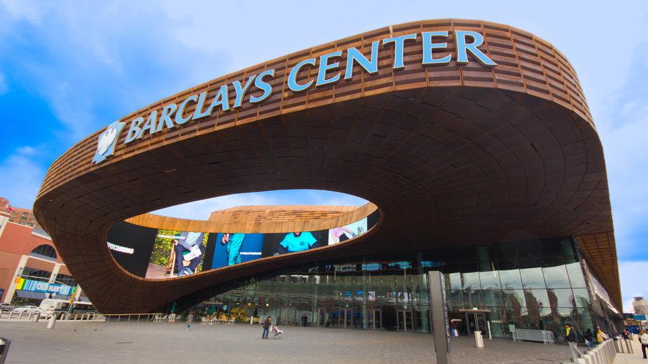 Siedziba Brooklyn Nets