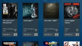 Świetna promocja w sklepie PlayStation. Dwie gry w cenie jednej