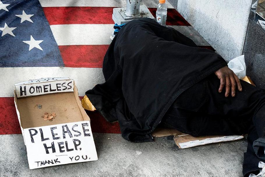 Dodatkowe Bieda w USA. Zrobieni w Trumpa, czyli o nędzy w Ameryce - Świat ZI32