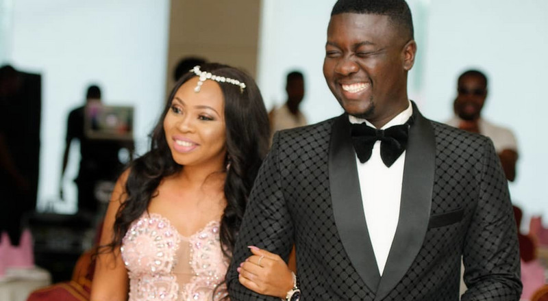 Seyi Law celebrates wife with cute message on their 9th wedding anniversary