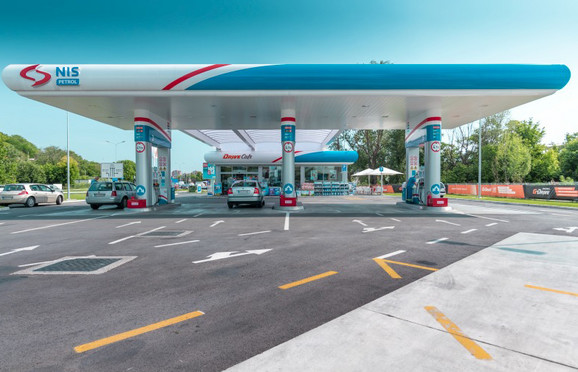 NIS benzinska stanica