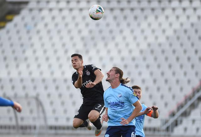 FK Partizan, OFK Bačka