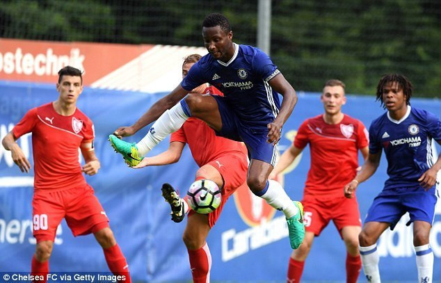 John Obi Mikel admits that he gave up his Chelsea career to represent Nigeria at the 2016 Olympic Games in Rio