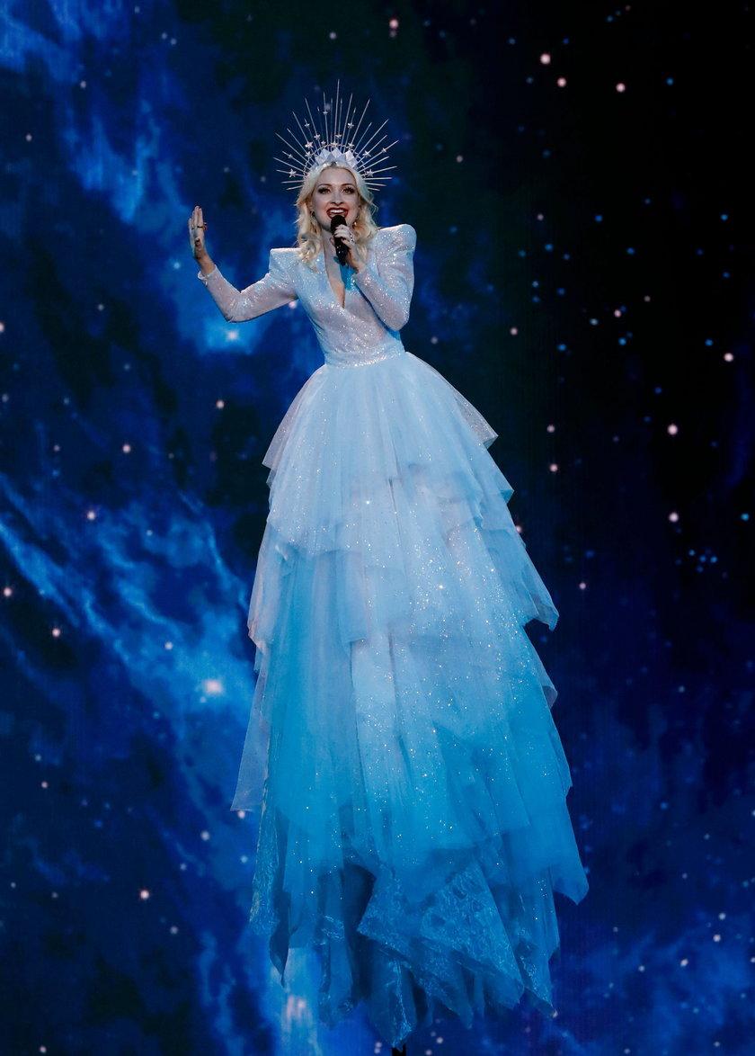 Oryginalne kreacje gwiazd na Eurowizji 2019