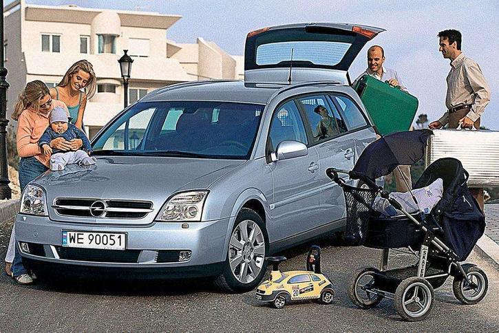 Niesamowite Jakie auto jest najlepsze dla rodziny? YM27