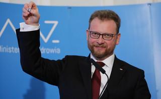 Szumowski: Liczymy, że lekarze zostaną w Polsce [WYWIAD]