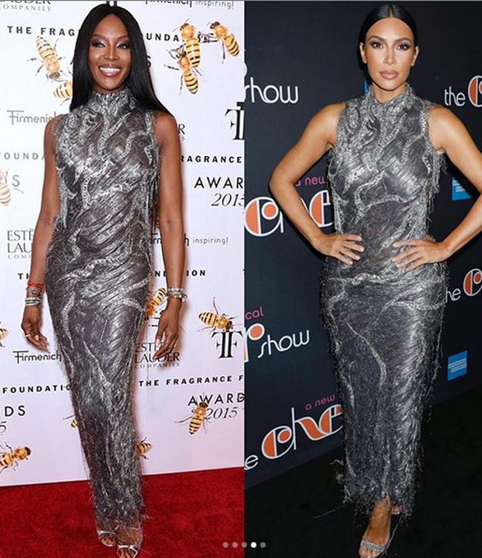 Naomi VS Kim