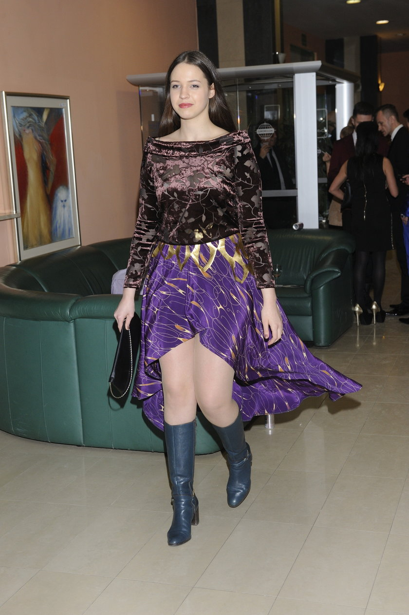 Anna Bałon gala moda i styl