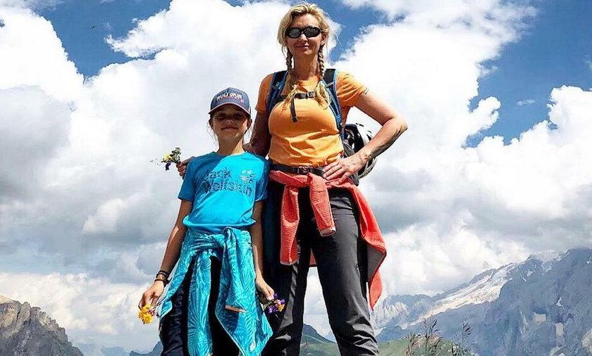 Dokąd zaciągnęła Martyna Wojciechowska 10-letnią córkę?
