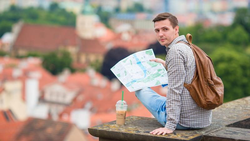 turysta podróże