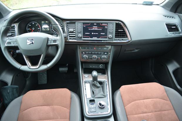 Seat Ateca 2.0 TDI DSG 4Drive