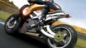 Koncepcyjny motocykl Aprilia Easyrider