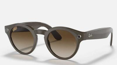 See Facebook's Ray-Ban smart glasses that can take photos and calls