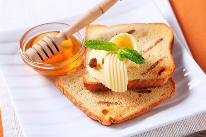 Maslac sadrži mnogobrojne hranljive sastojke koji deluju preventivno protiv mnogih bolesti