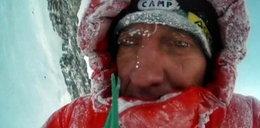 Groźnie pod Broad Peak! Lawina porwała Denisa Urubkę