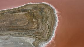 Jezioro widmo w Australii