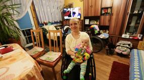 Tak niepełnosprawna matka walczy o dziecko