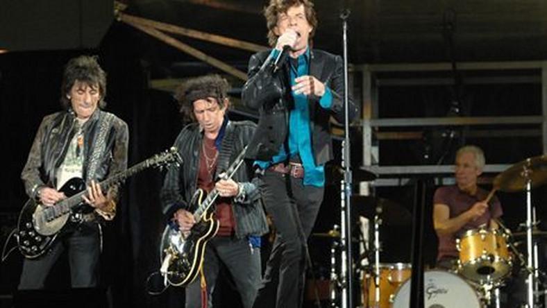 """The Rolling Stones chcą zagrać na słynnym """"Glasto"""""""