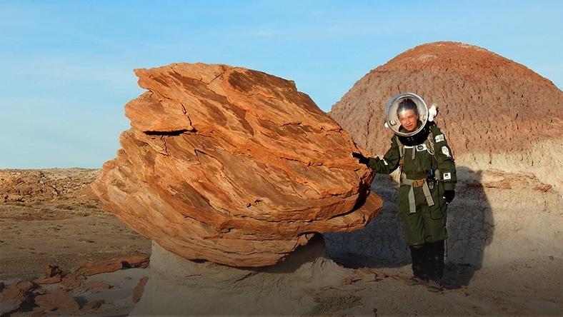 Exo 17 - polska analogowa misja na Marsa