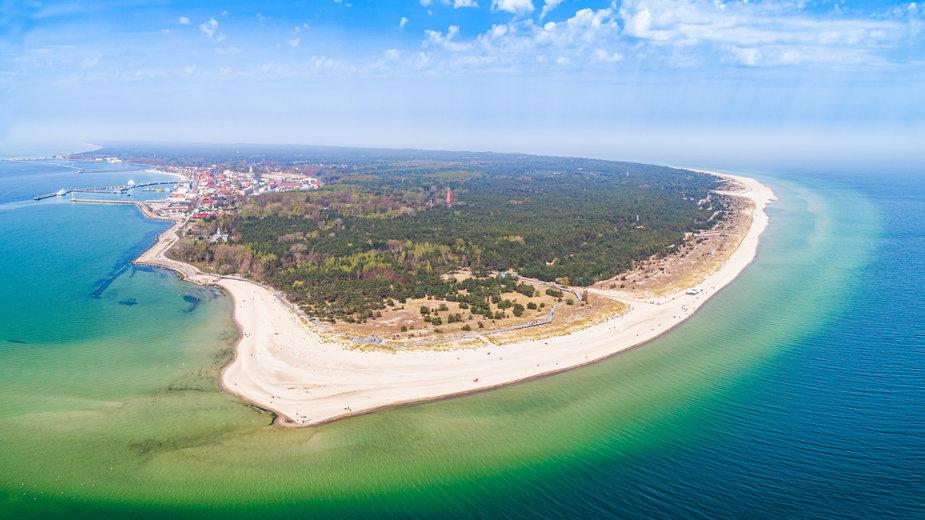 Półwysep Helski, Polska