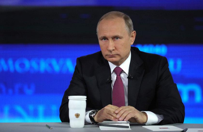 Putin rozmawiał z Rosjanami. Oto, co wyznał