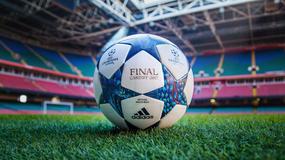 Adidas zaprezentował oficjalną piłkę meczową fazy pucharowej rozgrywek Ligi Mistrzów