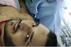 darko lazic iz bolnice selfi