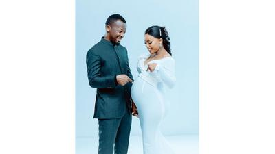Bongo actress Lulu and hubby, Majizzo welcome a bouncing baby boy